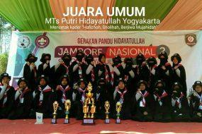 kegiatan Jambore Nasional 2 Sako Hidayatullah